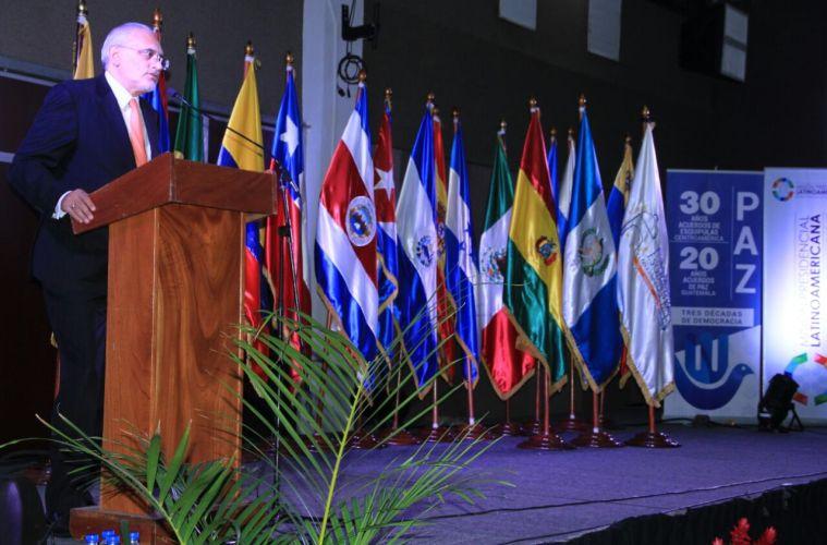 Charla Inaugural de Filgua 2016 Por Carlos Mesa Expresidente De Bolivia