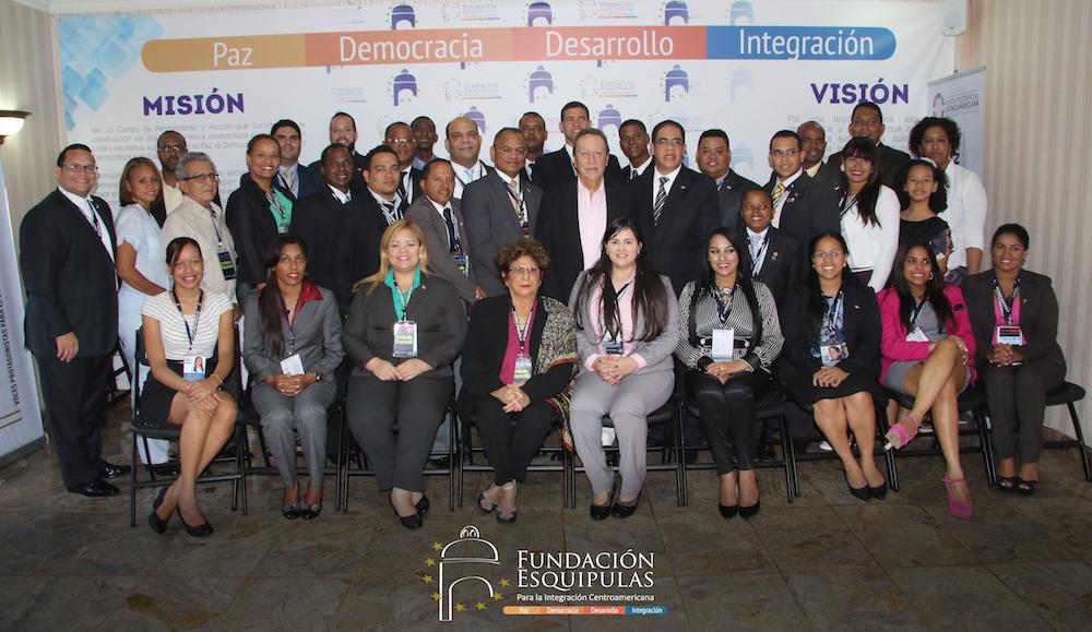 Saludo a la Misión de Observadores Electorales de la República Dominicana.