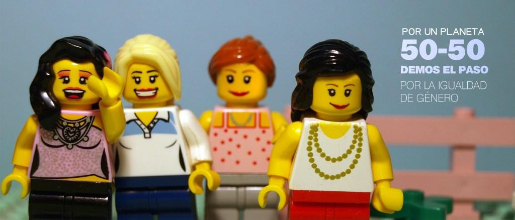 Por un planeta 50-50: demos el paso por la igualdad de género