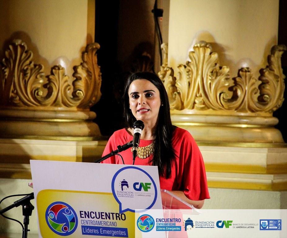 Foro Internacional en el marco del Encuentro Centroamericano de Líderes Emergentes