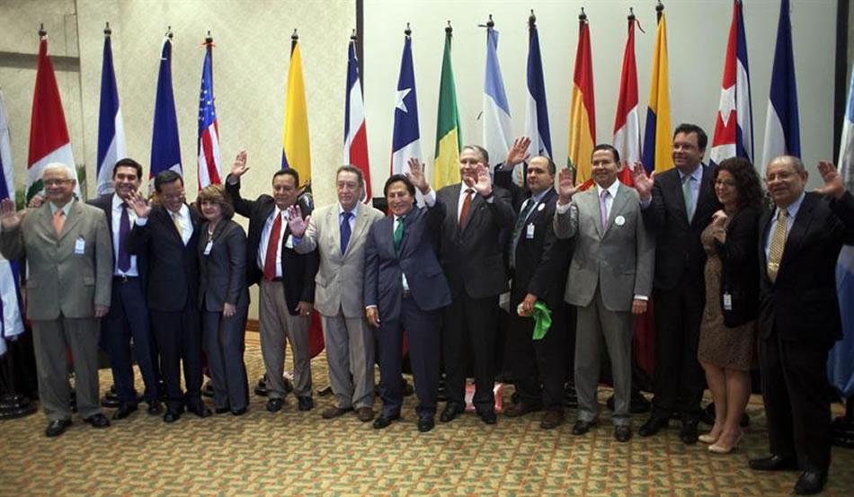 III Encuentro/Asamblea de la  Red Latinoamérica y del Caribe para la Democracia