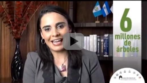 Olinda Salguero, Directora de la Fundación Esquipulas para la Integración Centroamericana