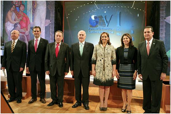 VI Foro de la Democracia Latinoamericana - Mexico2015