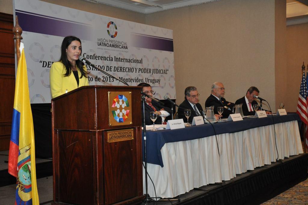 """Olinda Salguero: """"Esta es una generación con mayor formación y educación, pero con pocas oportunidades para el ascenso social""""."""