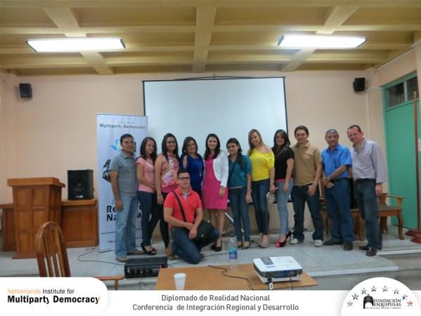 Conferencia de Integración Regional y Desarrollo - Chiquimula