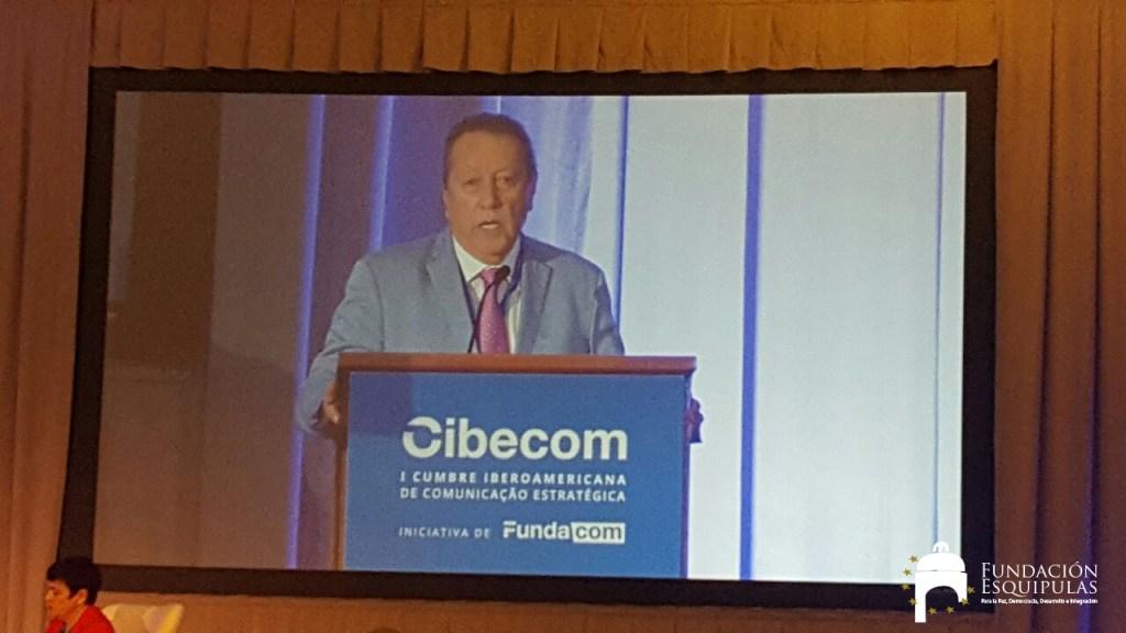 Cibecom: I Cumbre Iberoamericana de Comunicación Estratégica
