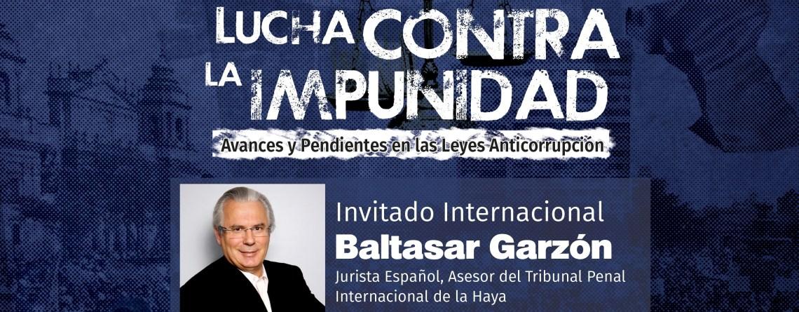 Seminario Internacional: Lucha Contra La Impunidad