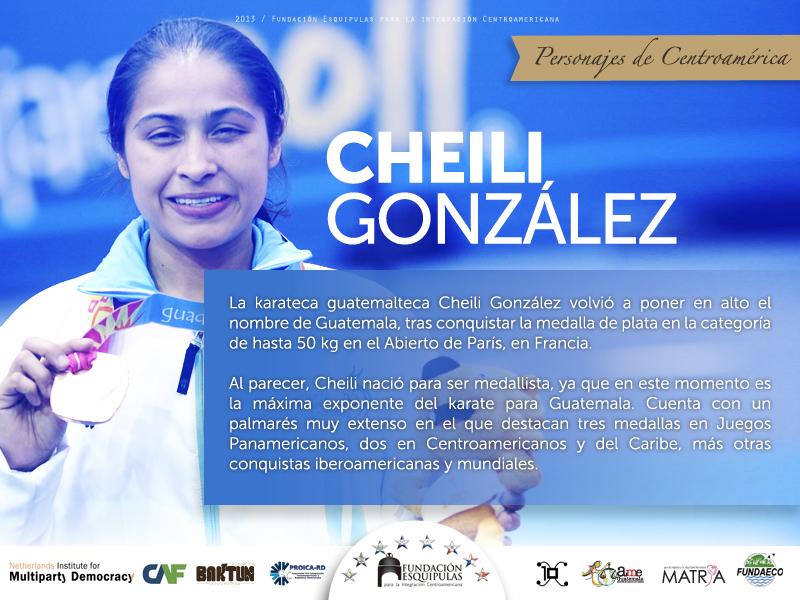 Cheili González