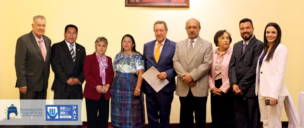 Avances en el cumplimiento de los Acuerdos de Paz Relanzamiento de los Acuerdos de Paz a 20 años de su firma