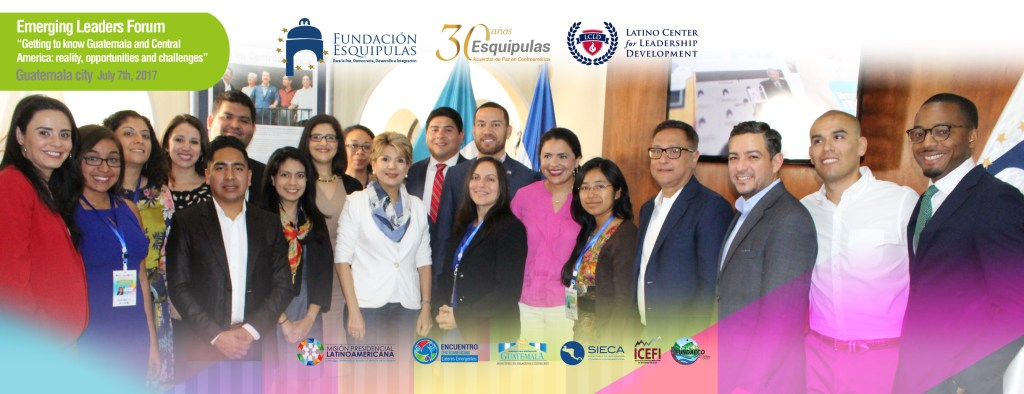 """Foro de Líderes Emergentes """"Conociendo Guatemala y Centroamérica: realidad, oportunidades y desafíos"""""""