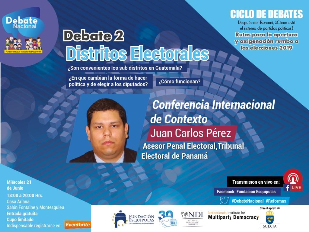 muro - FB-distritos electorales-conferencia internacional (1)