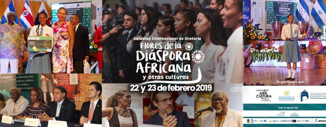 Promueven integración y reconocimiento a pueblos afrodescendientes a través de la oratoria