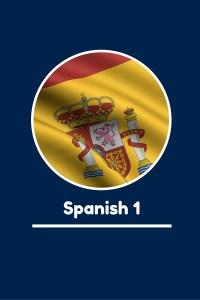 Spanish 1 online class