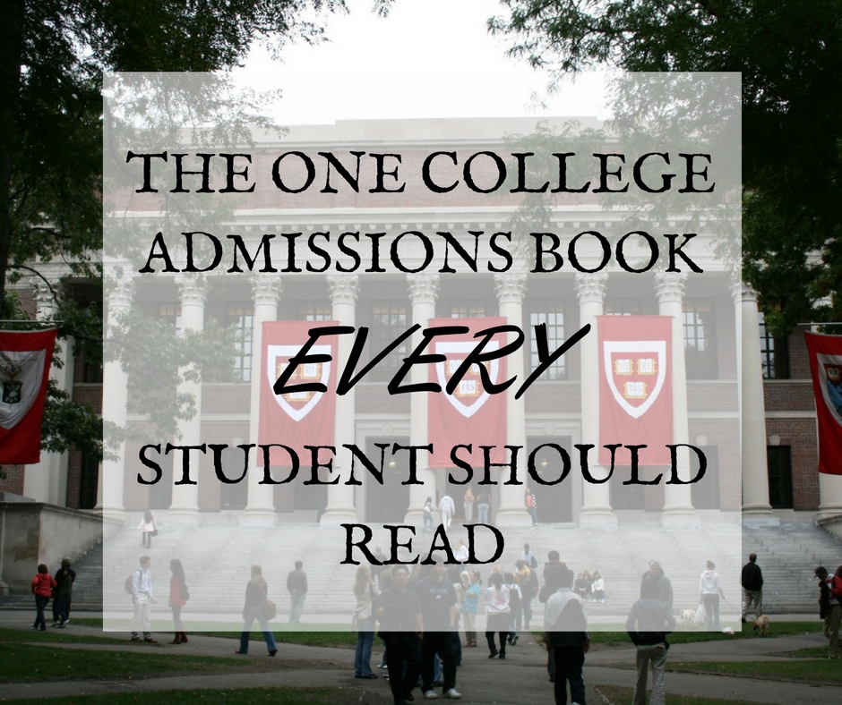 Best College Admissions Book