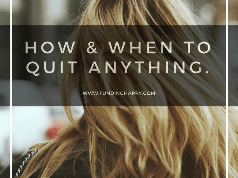 quitting like a boss
