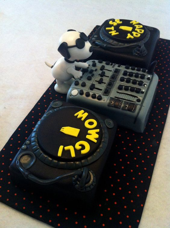 Dj Cake Doggy Dj Setup At Fundjstuff Com