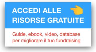risorse gratuite fundraising mailing list blog riccardo friede