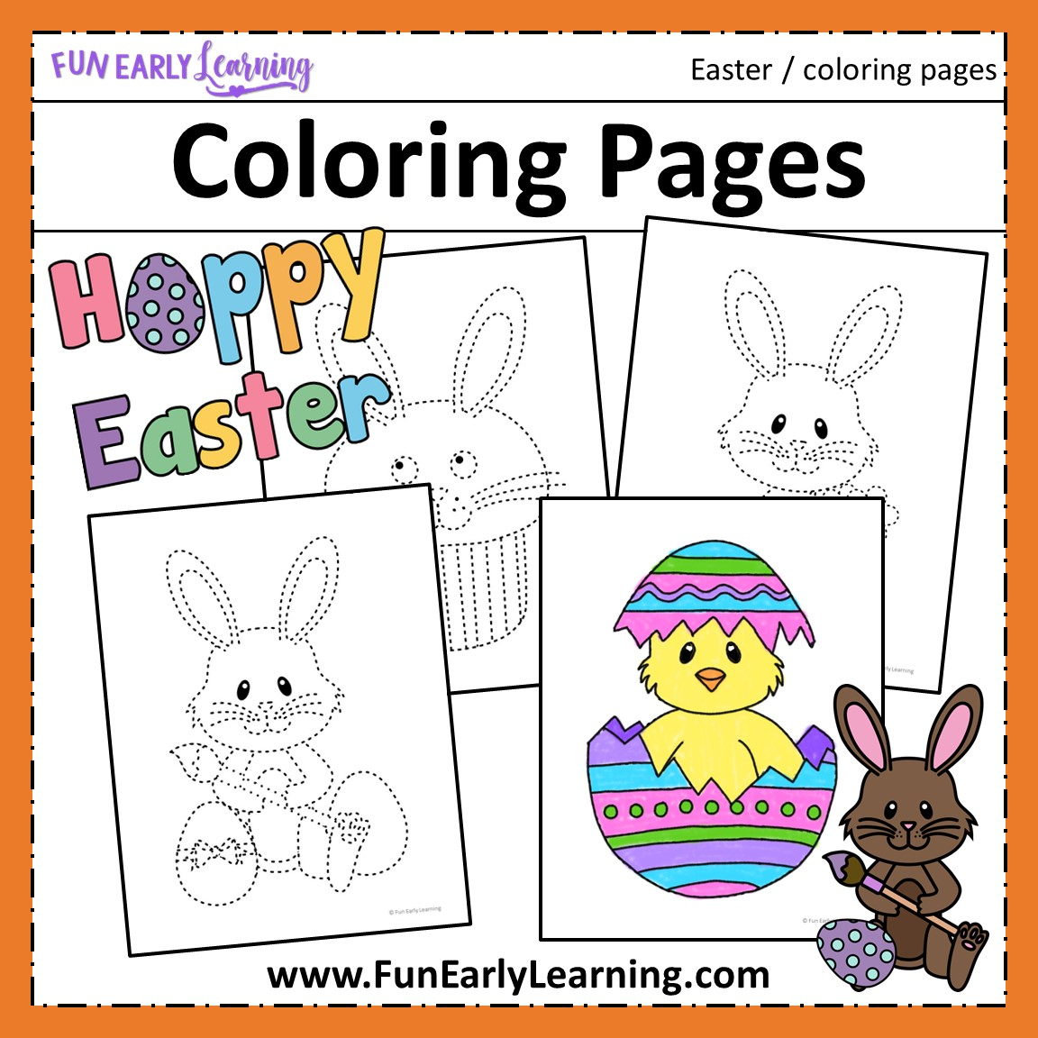 Kid S Easter Activity
