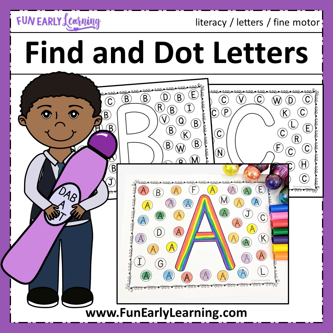 Cookie Jar Letters And Sounds Activity For Letters And Phonics