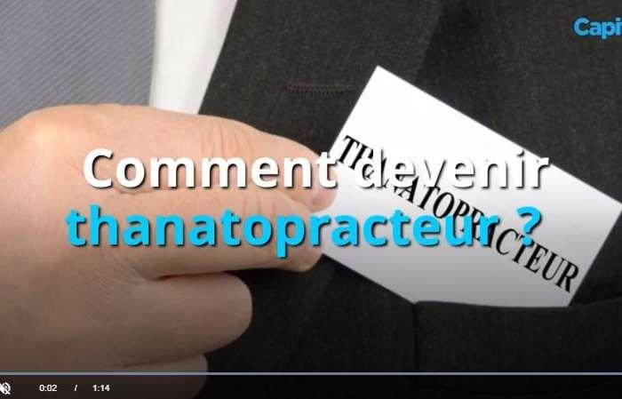 Thanatopracteur : formation et rémunération