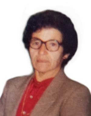 Lucília Rodrigues da Costa – 91 Anos – Rio de Moinhos