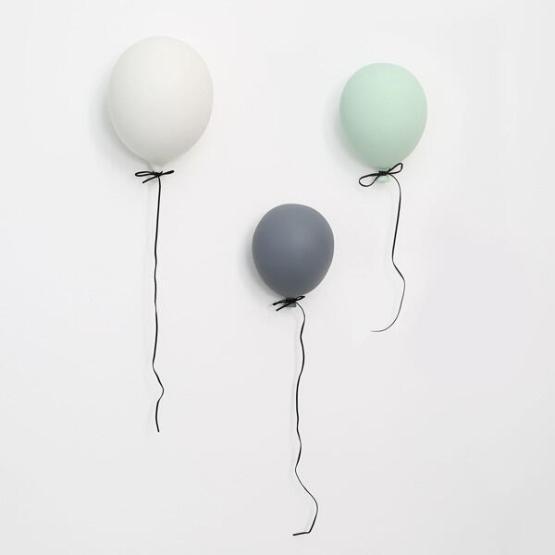 byon ballon grijs