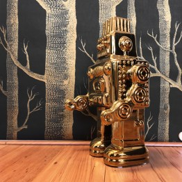 robot goud