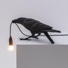 playing bird lamp
