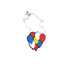 necklace balloons