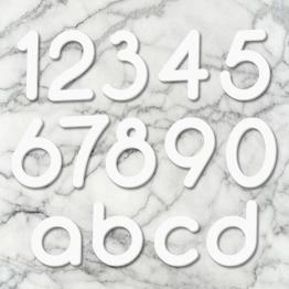 huisnummer rounded