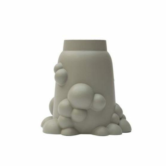 Bubble vase groen