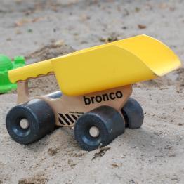 bronco schep truck