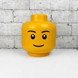 Lego storagehead boy large