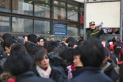 中国人の旧正月の過ごし方!旅行前に知るべき8つの事!駅