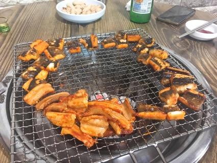 韓国のテグ(大邱)で絶対行きたいおすすめ人気レストラン10選!정동진아나고숯불곰장어(ジョンドンジンアナゴスッブルコムジャンオ)