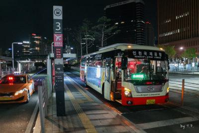 韓国リムジンバスのおすすめ乗り方!お得な8つのポイント!一般