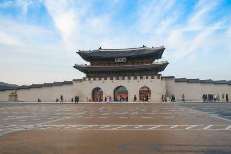 韓国で公園デート!おすすめの人気公園5選!光化門広場