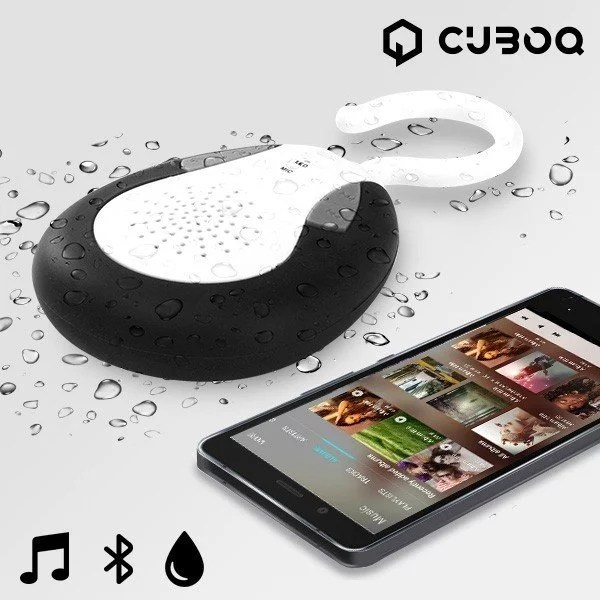 Duschhögtalare Bluetooth