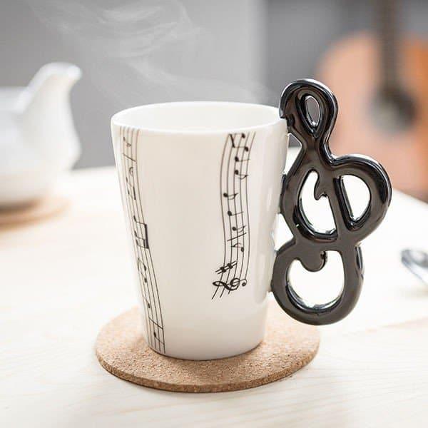 Musik Mugg Not