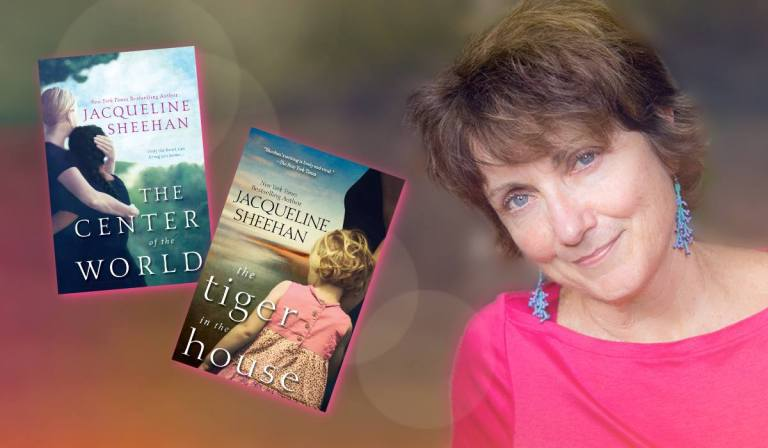 Introductions: Jacqueline Sheehan and two gifts