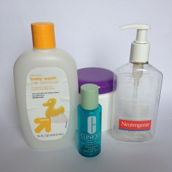 Collect old containers for your new DIY skin care supplies. www.funhappinessandlife.com/DIY-Skin-Care