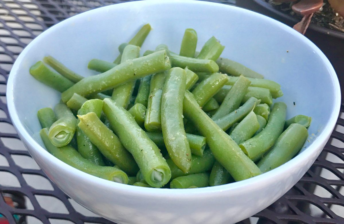 Quick & Easy Fresh Green Beans