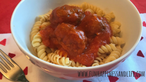 Make Ahead Freezer Meatballs is an easy food item to have to grab out of the freezer on a busy night to satisfy the whole family.