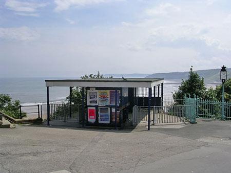 St Nicholas Cliff Lift