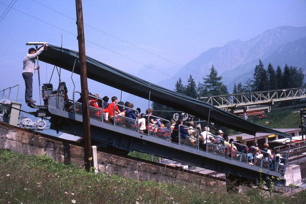 Golmerbahn in 1978