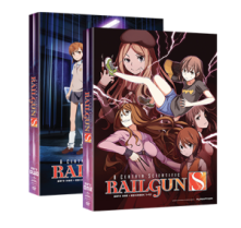 railgun s 1 and 2