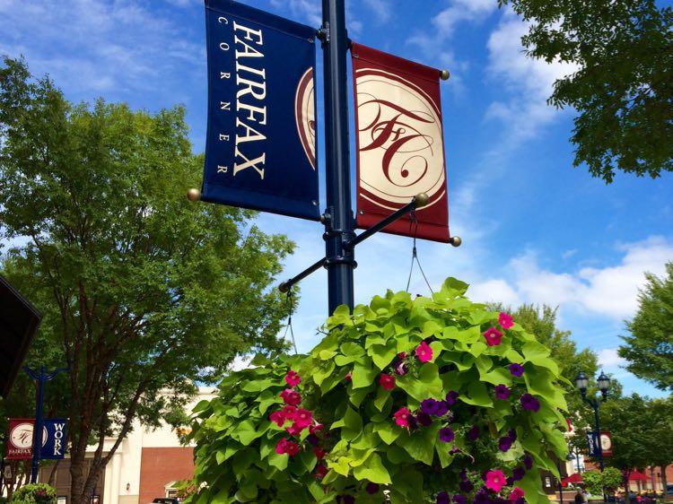 Fairfax Corner Center, Fairfax Virginia
