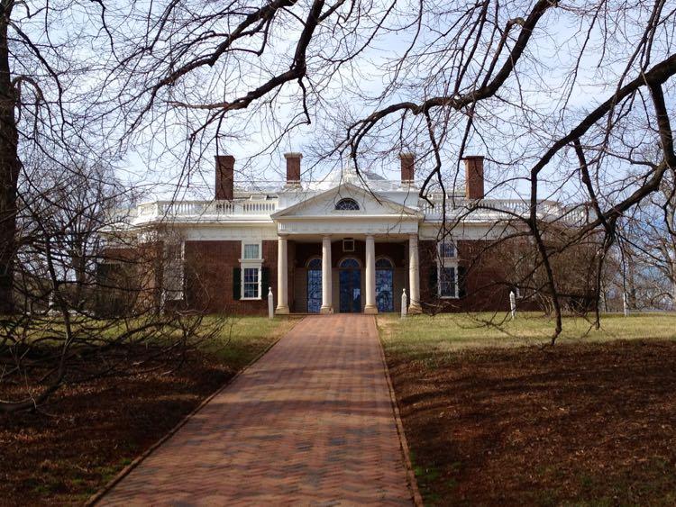 Thomas Jefferson Monticello, Charlottesville Virginia