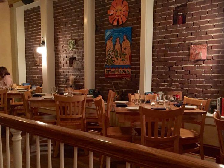 Local Roots Restaurant Roanoke Virginia
