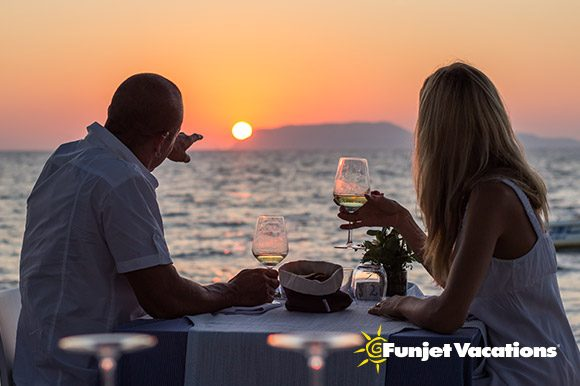 With a Funjet Insider Circle vacation, you can get free room upgrades, free excursions and so much more. Get the details.